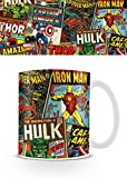 AMBROSIANA Pyramid International Marvel Comics Tazza Mug