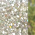 Rabbitgoo Privacy Window Film Frosted Window Film Static Cling Glass Film Non Adhesive Window Film from GLOBEGOU CO.,LTD