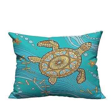 Amazon.com: YouXianHome - Fundas de cojín, diseño de doodle ...