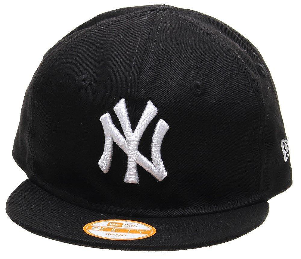 b2d6b977a New Era My 1st 9FIFTY Infant Snapback Cap-NY Yankees Black: Amazon ...