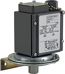 Square D by Schneider Electric 9016GAW1 Vacuum Switch G, 480 VAC, 10 Amp