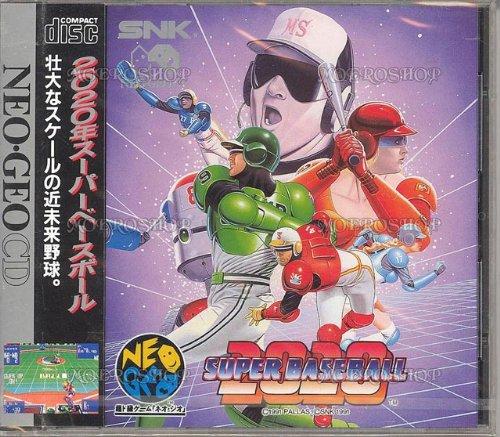 Super Baseball 2020 (Neo Geo CD) [Importación Inglesa ...