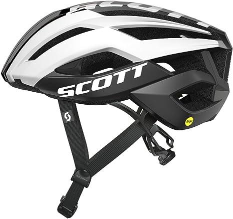 SCOTT 275195 Casco Bici Unisex Adulto L Black