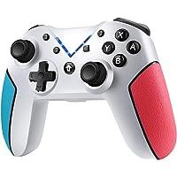 JAMSWALL Switch Controller, styrenhet för Nintendo Switch, Bluetooth Pro-styrenhet för switch, kontrollomkopplare…