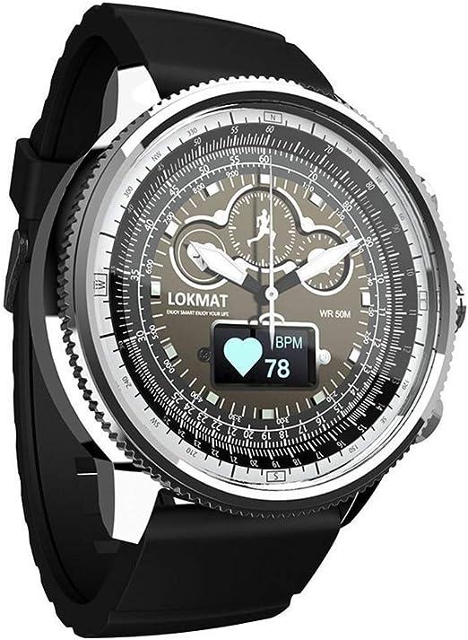 Chch Reloj Inteligente con Bluetooth, Monitor de Fitness ...