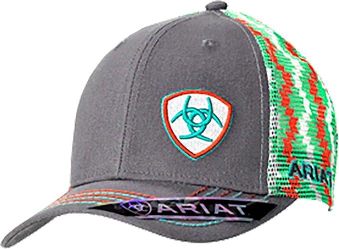 48a6f069aed6b ARIAT Women s Chevron Design Cap