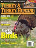 Turkey And Turkey Hunting, March 2008 Issue