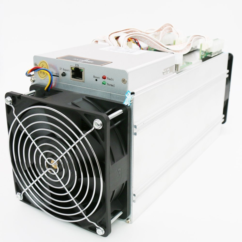 Antminer S9 ~13.5TH/s @ 0.098W/GH 16nm ASIC Bitcoin Miner by Bitmain