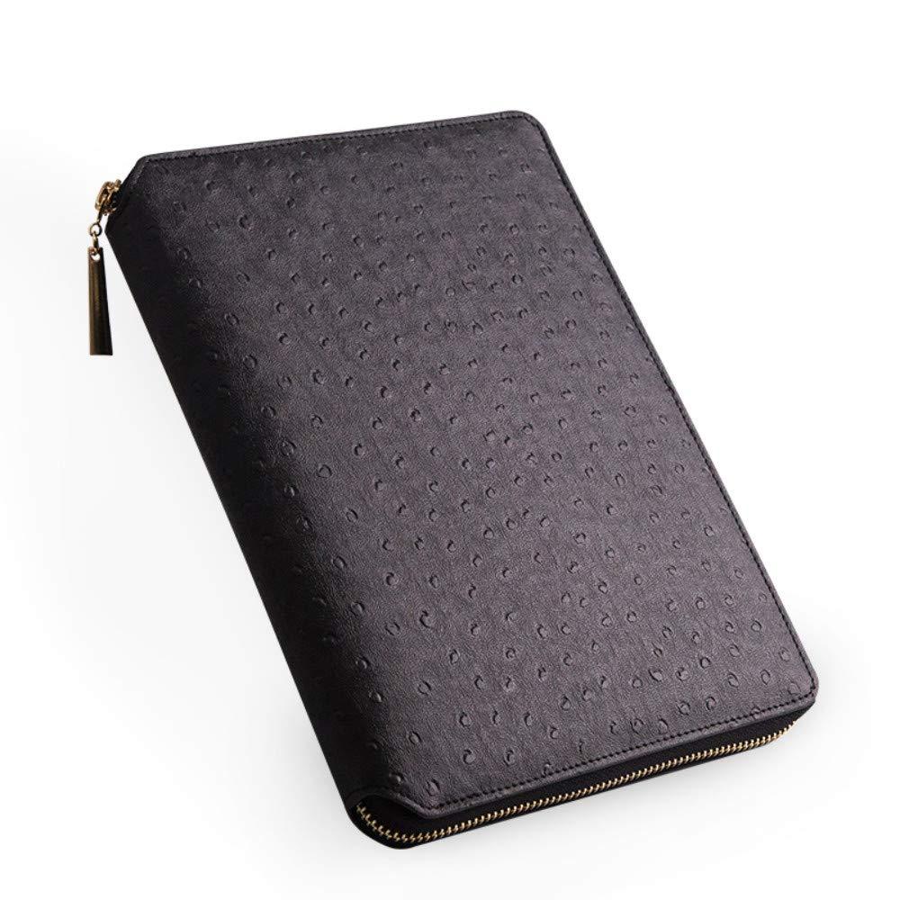Multifunktionsgerät    mit mit mit Taschenrechner    Notebook    mit Reißverschluss, dickes    Notebook, schwarz B07Q1Z4VK1 Technisches Zeichnen Trend ca413b