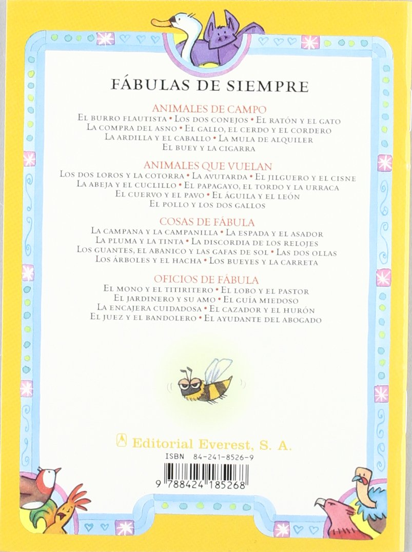 La Abeja y El Cuclillo (Spanish Edition): Myriam Sayalero: 9788424185268: Amazon.com: Books