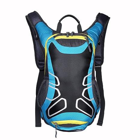 mochila HuAma Aire Libre De La Bici Que Monta Montaña Deportes del Agua Puede Llevar El