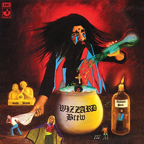Wizzard Brew (Last Line Of The Night Before Christmas)
