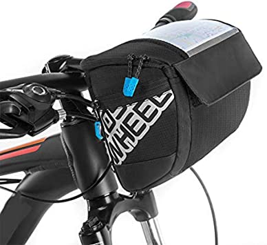 Docooler 3L bicicleta bolsa para manillar, función multi touch screen ...