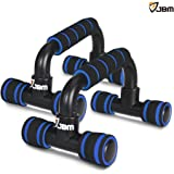 JBM Perfect Muscle Push up Pushup Bars Stands Handles Aid Equipment for Men and Women Pushups Pushup Push-up Workout Pairs of Slip-resistant Polypropylene Push up Exercise Benefits for Muscles Chest