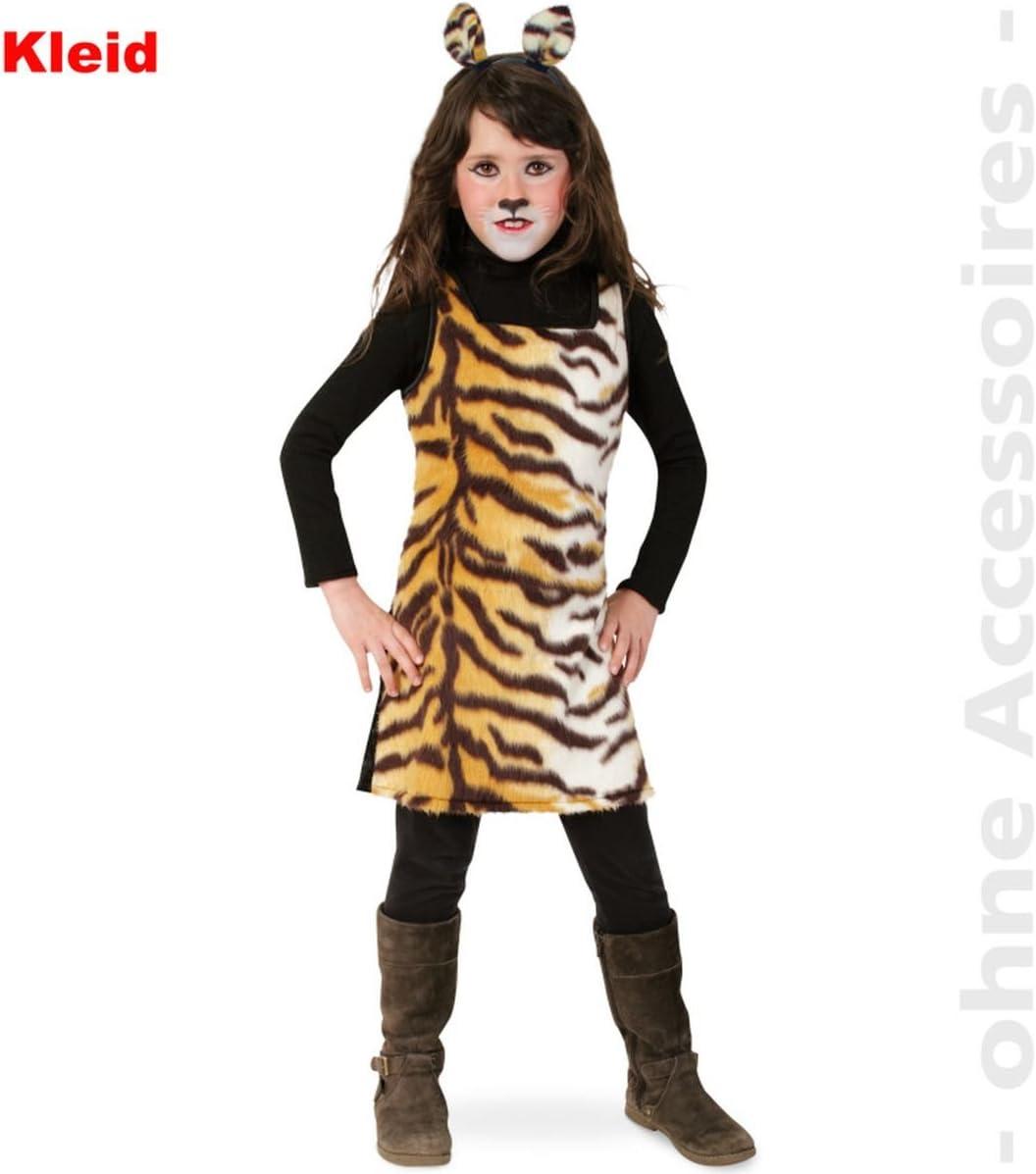 Tornillos de 1934 sweer Tisha vestido para Carnaval Disfraz tigre ...
