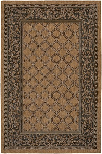 Couristan Indoor/Outdoor Rectangle Area Rug 5'3