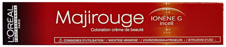 Majirouge Coloración permanente en crema para el cabello C5.2 50 ml