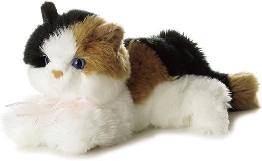 """Aurora Plush 11/"""" Esmeralda Cat marionnette Neuf!!!"""