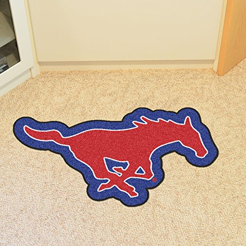 Fanmats Southern Methodist University Mascot Mat, Small