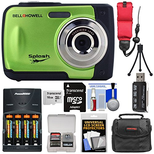Bell Howell Waterproof Digital Camera - 8
