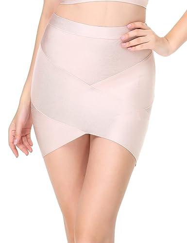 Adyce elegante busto vestito elegante vestito nuda per le donne il primo cerotto rosa vestito attill...
