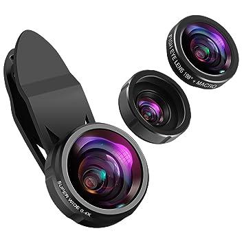 Review KeeKit Phone Camera Lens,