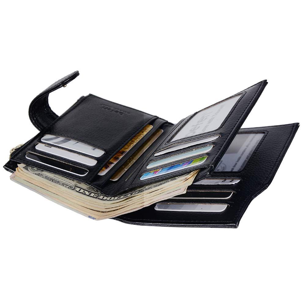 Befen Portafogli Black RFID Small