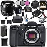 Fujifilm X-H1 Mirrorless Digital Camera (Body Only) 16568731 XF 23mm f/1.4 R Lens 16405575 Bundle
