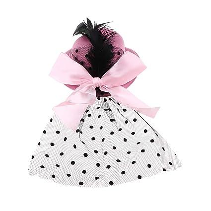 Amazon.es: Sombrero de muñeca Ropas de Vestir Decoración ...