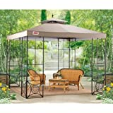 Cheap Garden Winds Willow Gazebo Replacement Canopy Top Cover
