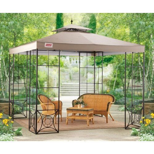 Garden Winds Willow Gazebo Replacement Canopy Top Cover