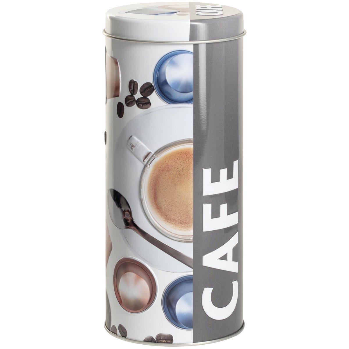 Promobo Boite A Capsules Dosette Senseo Caf/é Design Grain De Caf/é Relief