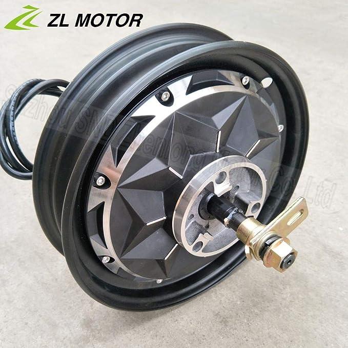 Motor eléctrico de cubo GZFTM sin escobillas para motos de ...