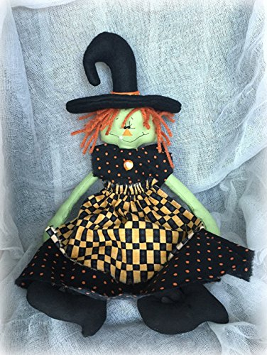 Witch Doll -