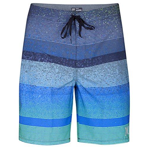 New Hurley Men's Phantom Zion Boardshort Mesh Elastane - Mens Swimwear New
