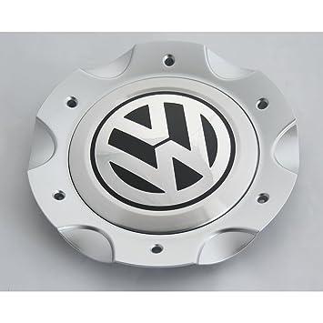 Volkswagen Tapabuje T5, Transporter, Multivan, Touareg, Color Plata, 7H0071214: Amazon.es: Coche y moto