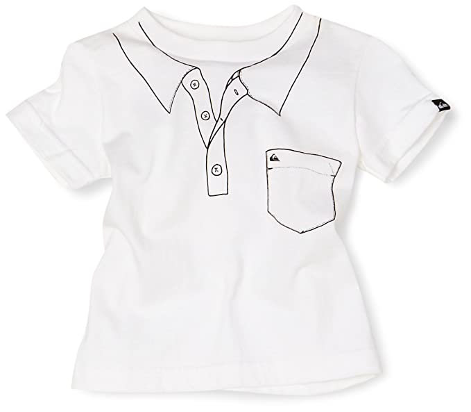 Amazon.com: Quiksilver Baby Boys Sunday School Tee: Clothing