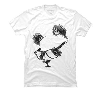 Amazon.com: Cool Panda Men\'s Graphic T Shirt - Design By Humans ...