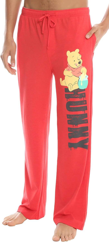 Disney Men's Winnie The Pooh Eeyore Lounge Pants