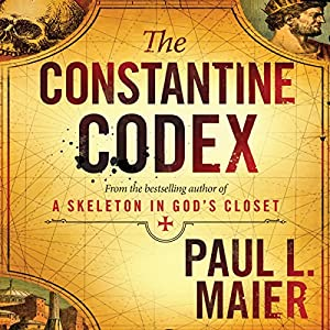 The Constantine Codex Audiobook