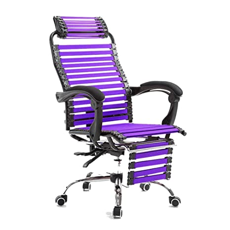 Amazon.com: Weiyv - Sillas, silla de juegos para ordenador ...