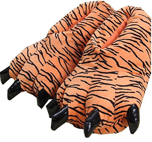 Femme pour Tigre YILANLAN YILANLAN Chaussons Chaussons pour wXq6Bw