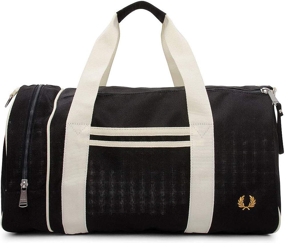 Fred Perry y sus bolsas de deporte