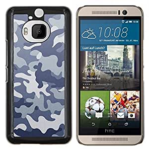 "Be-Star Único Patrón Plástico Duro Fundas Cover Cubre Hard Case Cover Para HTC One M9+ / M9 Plus (Not M9) ( Modelo de Camo del camuflaje"" )"