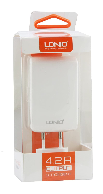Ldnio Airis OnePad 1100QN Quad Core 10.1 Pulgada Tableta PC 2 Pin ...