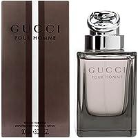 Gucci Pour Homme Eau de Toilette Spray for Men 90ml