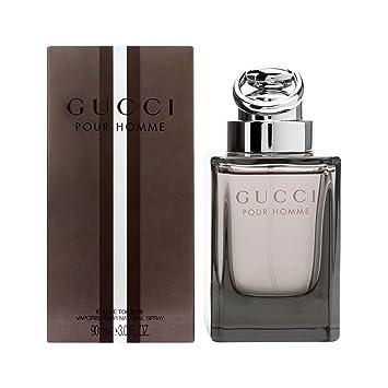 2d8ab47d27e5 Gucci Pour Homme EDT Spray for Men, 90ml  Amazon.co.uk  Beauty