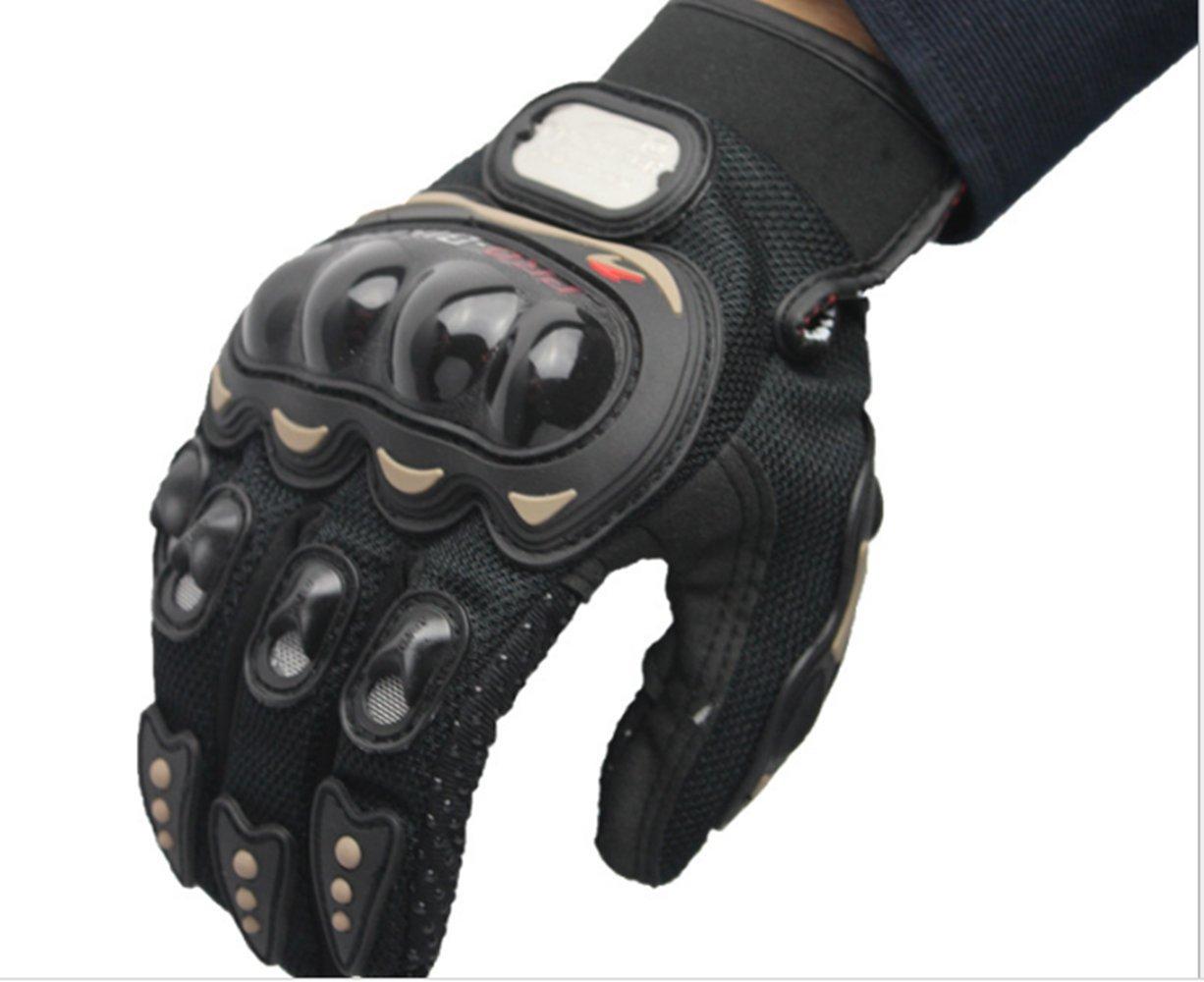 swall owuk Outdoor Sport Moto V/élo Gants Full Finger gants de cyclisme Racing