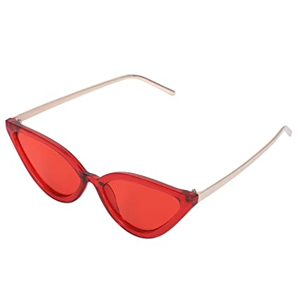 TOOGOO Gafas de sol ojo de gato Gafas de lujo de mujer Gafas ...