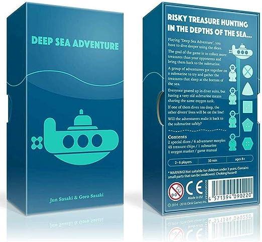 Oddity Juegos de Cartas Adventure Card Game - Juegos de Fiesta ...